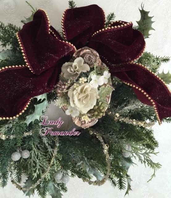 クリスマスリース&三越本店イベントのお知らせ_a0221484_19062464.jpg