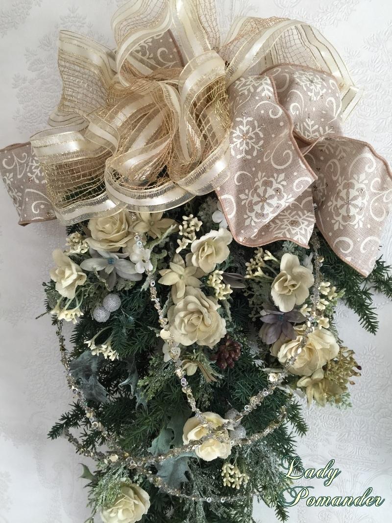 クリスマスリース&三越本店イベントのお知らせ_a0221484_19065518.jpg