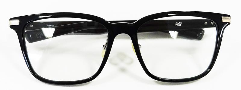 999\'9(フォーナインズ)2017年秋新作コレクション「眼鏡は道具である」ネオプラスチックフレームMPM-105発売開始!_c0003493_15522890.jpg