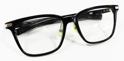 999\'9(フォーナインズ)2017年秋新作コレクション「眼鏡は道具である」ネオプラスチックフレームMPM-105発売開始!_c0003493_15523174.jpg
