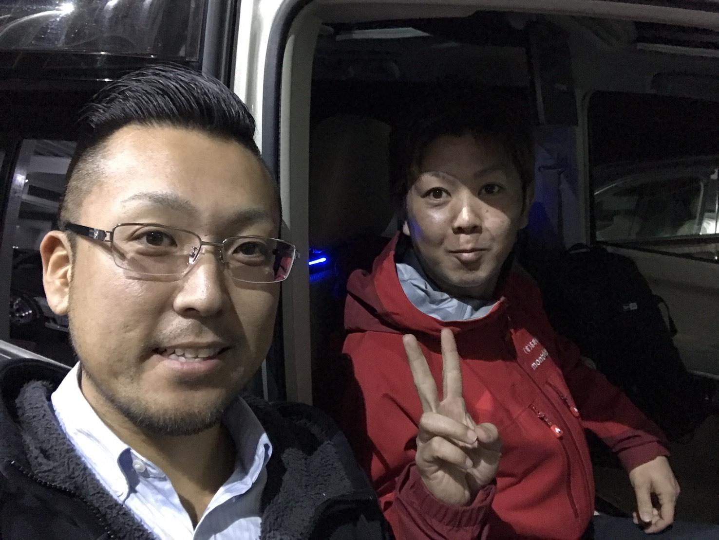 11月3日(金)トミーベース カスタムブログ☆ベンツS550陸送引き取り☆_b0127002_00470073.jpg