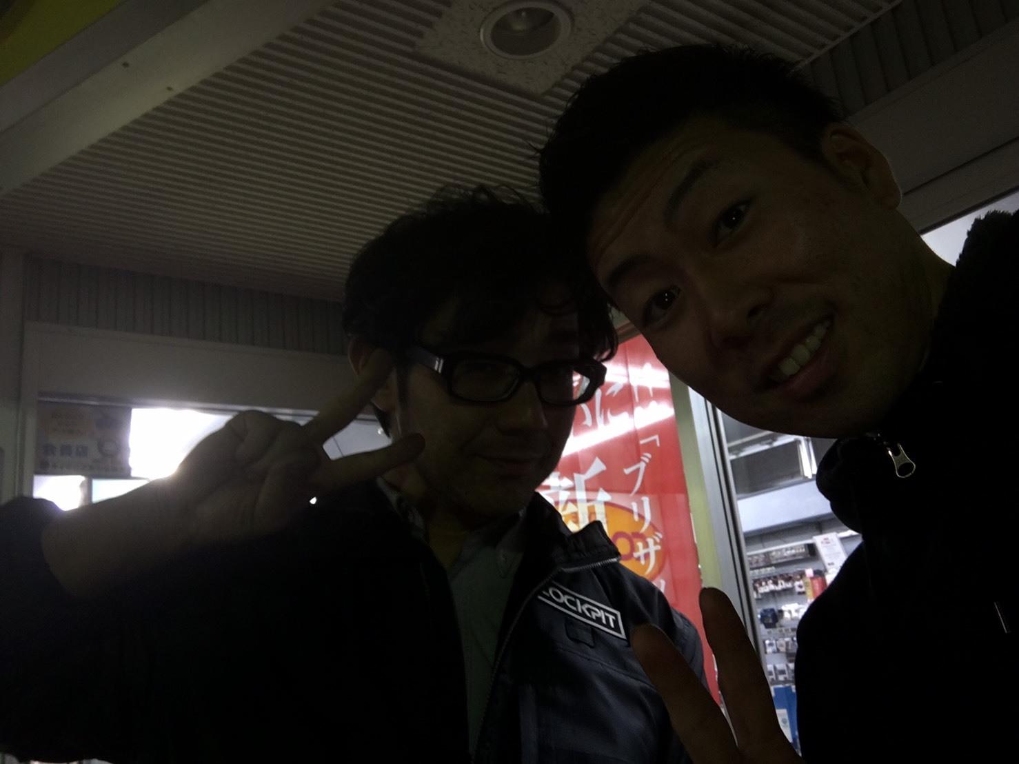 11月3日(金)トミーベース カスタムブログ☆ベンツS550陸送引き取り☆_b0127002_01234213.jpg