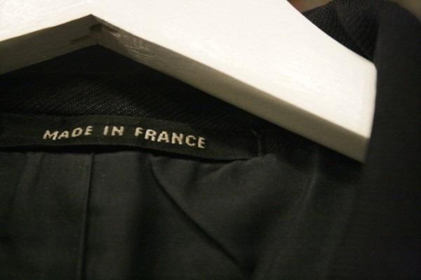 ヨーロッパ買い付け後記12 バババっとベルギー、ブリュッセル 入荷スモーキングジャケット、APC、YSL、ドリズラーなどメンズコート、ジャケット _f0180307_00130740.jpg