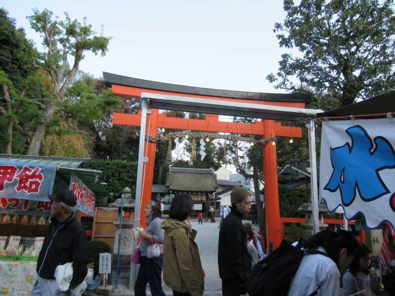 久我神社 秋祭り_e0048413_20312359.jpg