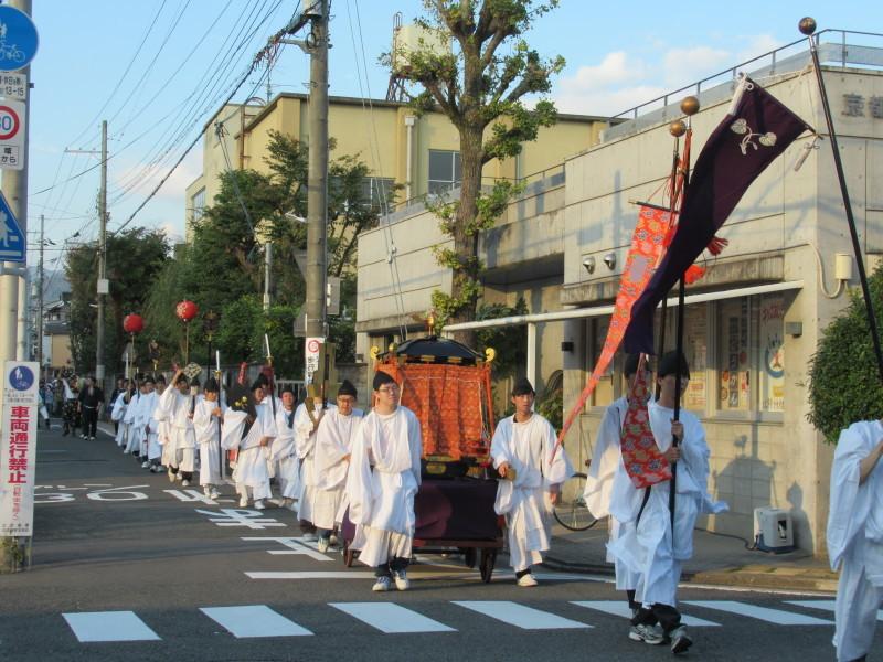 久我神社 秋祭り_e0048413_20382986.jpg
