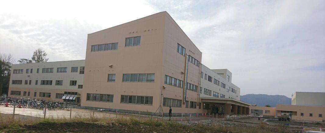 大農の校舎落成_f0081443_14334215.jpg