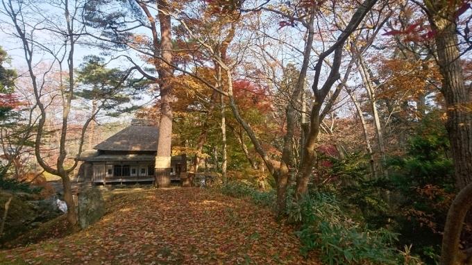 香雪園、見晴公園の紅葉_b0106766_14504055.jpg