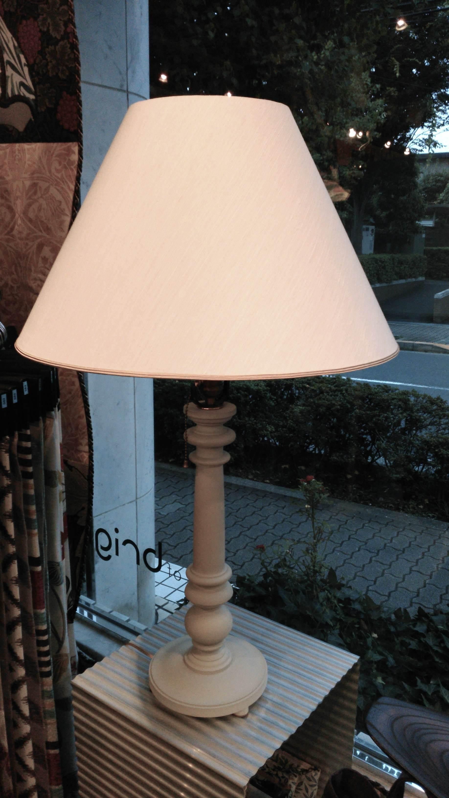 ランプシェード 張り替え_c0157866_18434160.jpg