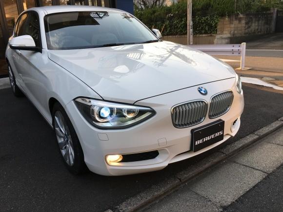 BMW 120iスタイル (F20)_b0378781_13004847.jpg