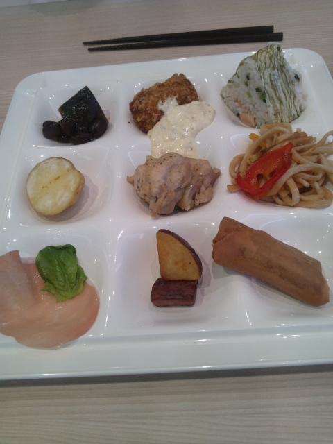 知床第一ホテル 朝食ブッフェ_f0076001_23234884.jpg