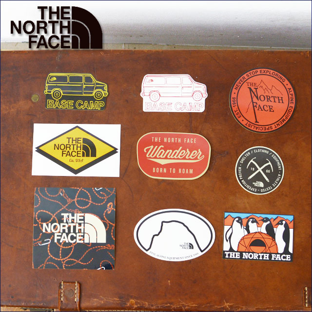 THE NORTH FACE [ザ・ノース・フェイス] TNF PRINT STICKER [NN31710] プリントステッカー MEN\'S/LADY\'S _f0051306_17520281.jpg