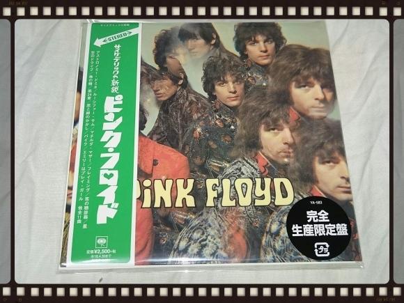 PINK FLOYD / THE PINK FLOYD サイケデリックの新鋭 紙ジャケ_b0042308_00485808.jpg