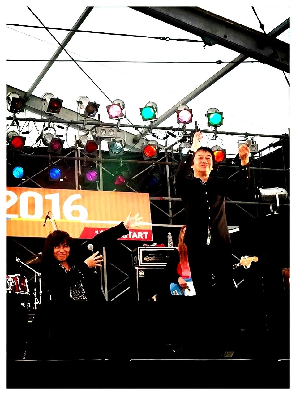 今日 佐賀バルーンフェスタ最終日ステージです!_b0183113_21572016.jpg
