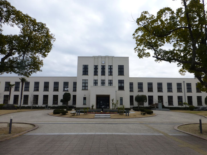 近江編(46):豊郷小学校旧校舎群(15.3) _c0051620_6163973.jpg