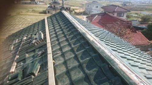 韮崎市  青銅の屋根   其の二_b0242734_20205138.jpg