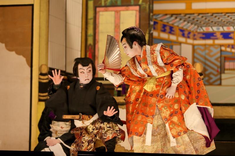 白雲座歌舞伎 : ゲ ジ デ ジ 通 ...