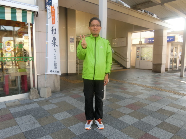 第4回飯塚武雄100キロウォークの完歩報告_e0294183_20312781.jpg