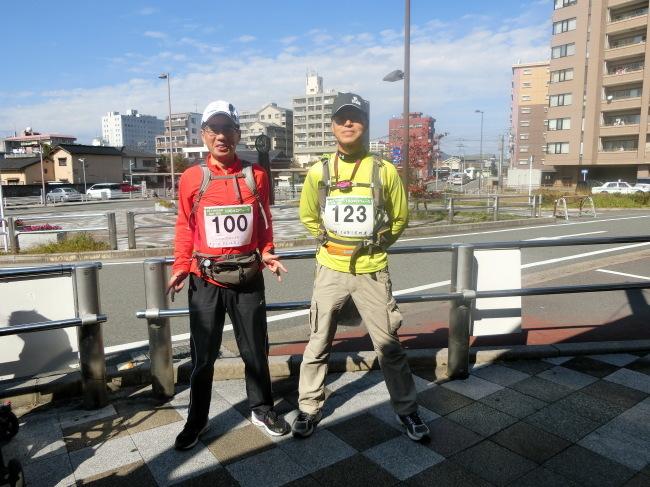 第4回飯塚武雄100キロウォークの完歩報告_e0294183_20374416.jpg