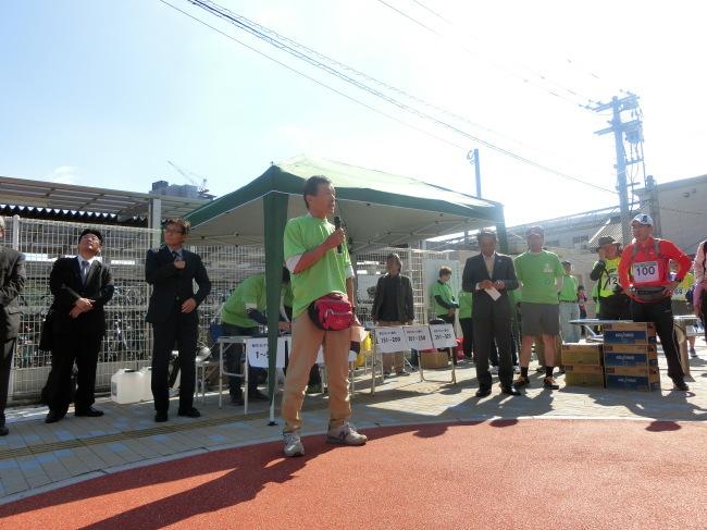 第4回飯塚武雄100キロウォークの完歩報告_e0294183_20394658.jpg