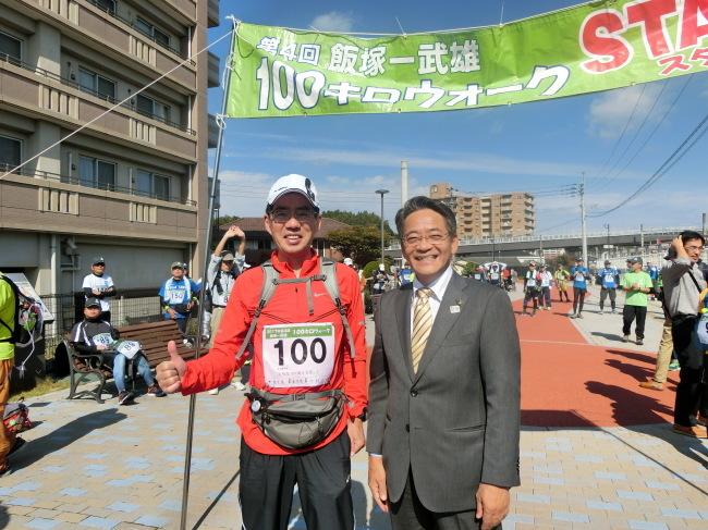 第4回飯塚武雄100キロウォークの完歩報告_e0294183_20424707.jpg