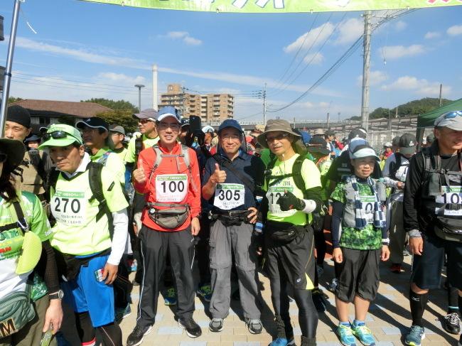 第4回飯塚武雄100キロウォークの完歩報告_e0294183_20430628.jpg