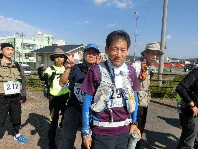 第4回飯塚武雄100キロウォークの完歩報告_e0294183_20442595.jpg