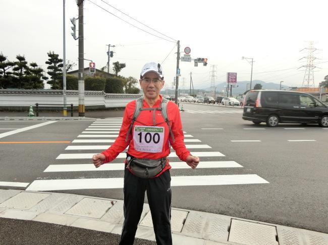 第4回飯塚武雄100キロウォークの完歩報告_e0294183_20541386.jpg