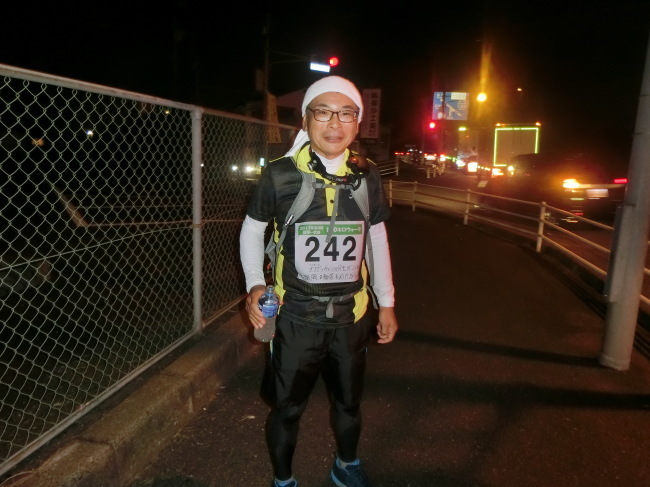 第4回飯塚武雄100キロウォークの完歩報告_e0294183_20571358.jpg