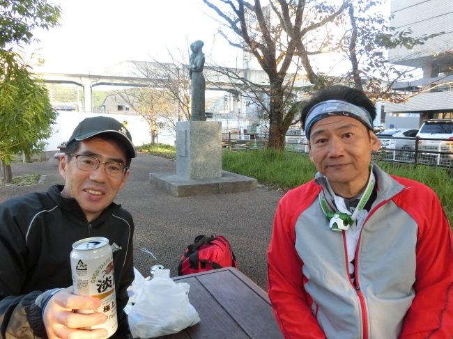 第4回飯塚武雄100キロウォークの完歩報告_e0294183_21075842.jpg