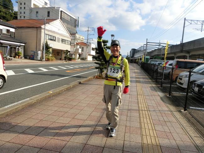 第4回飯塚武雄100キロウォークの完歩報告_e0294183_21105160.jpg