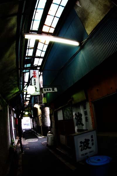 東京散歩(呑んべ横丁(立石))_b0103798_8384149.jpg