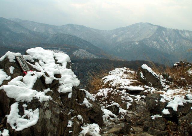 2017年11月5日(日) 銭函天狗山(標高536.7m)_a0345007_1756186.jpg