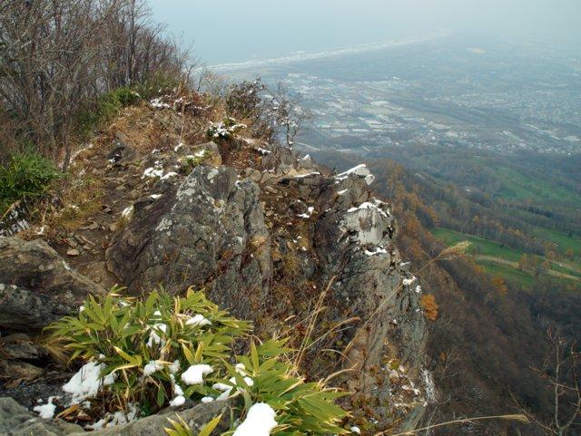 2017年11月5日(日) 銭函天狗山(標高536.7m)_a0345007_1759748.jpg