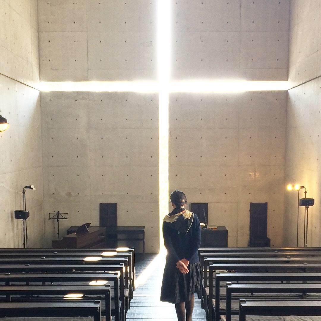 光の教会へ_e0291010_22514022.jpeg