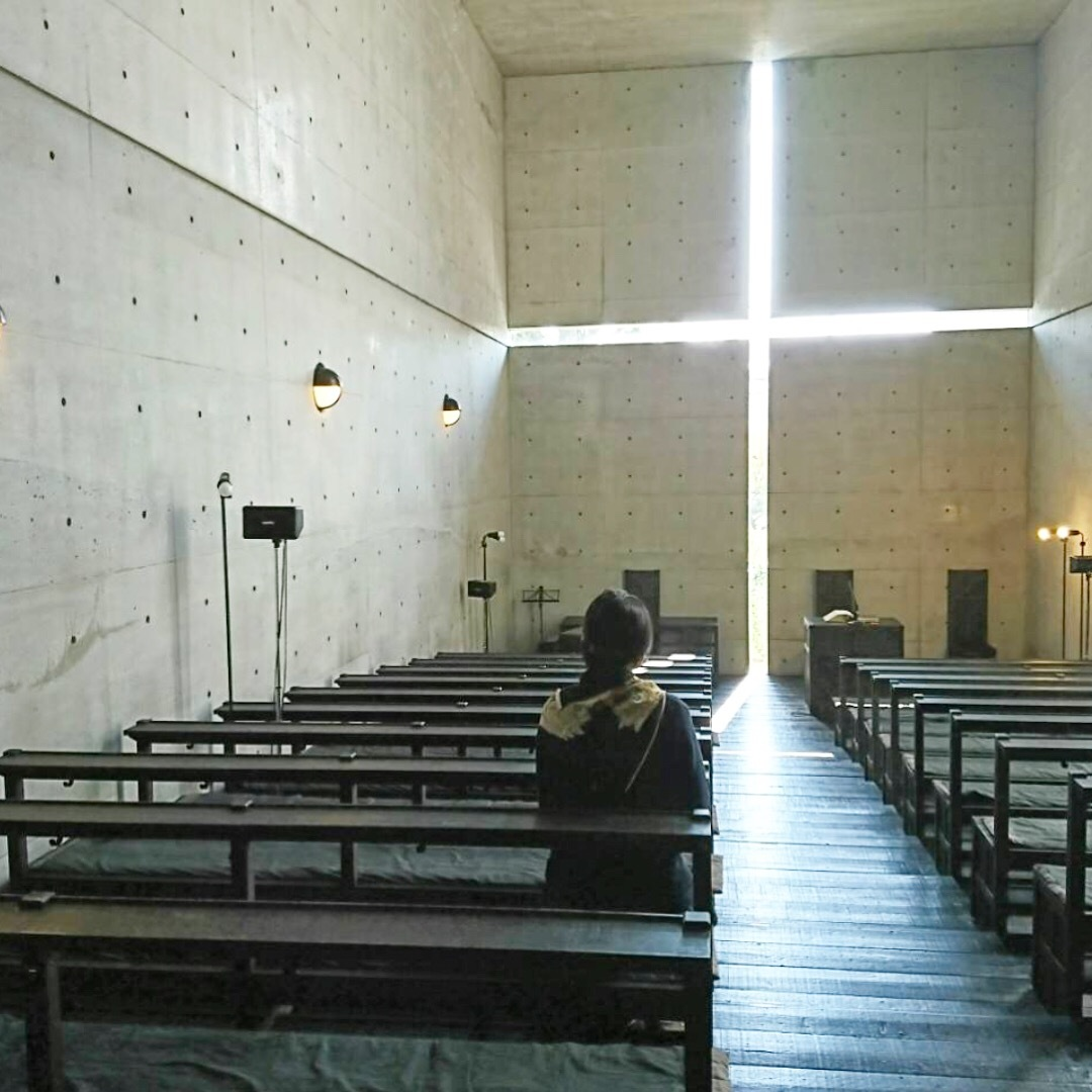 光の教会へ_e0291010_22520272.jpeg