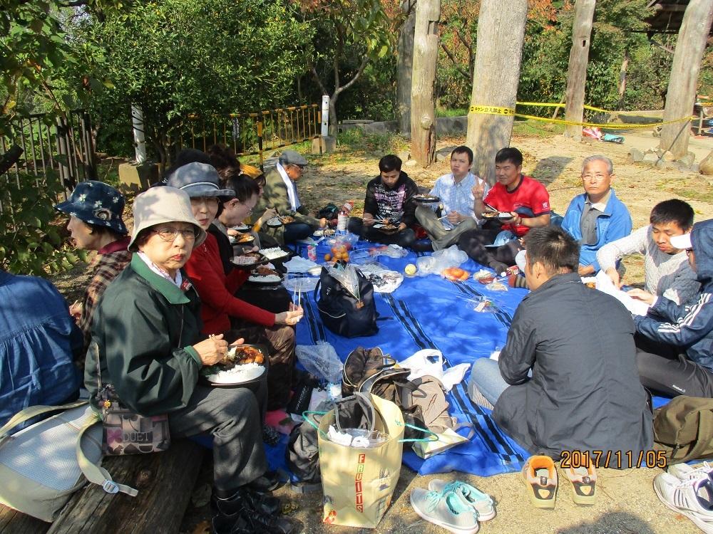 2017.11.5(日)ハイキング 水曜夜永和教室_e0175020_23584450.jpg