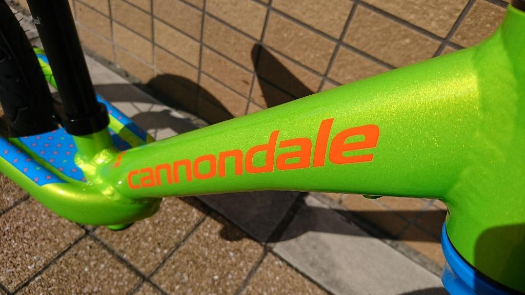 cannondaleのキックバイク入荷しました_b0282021_14012466.jpg