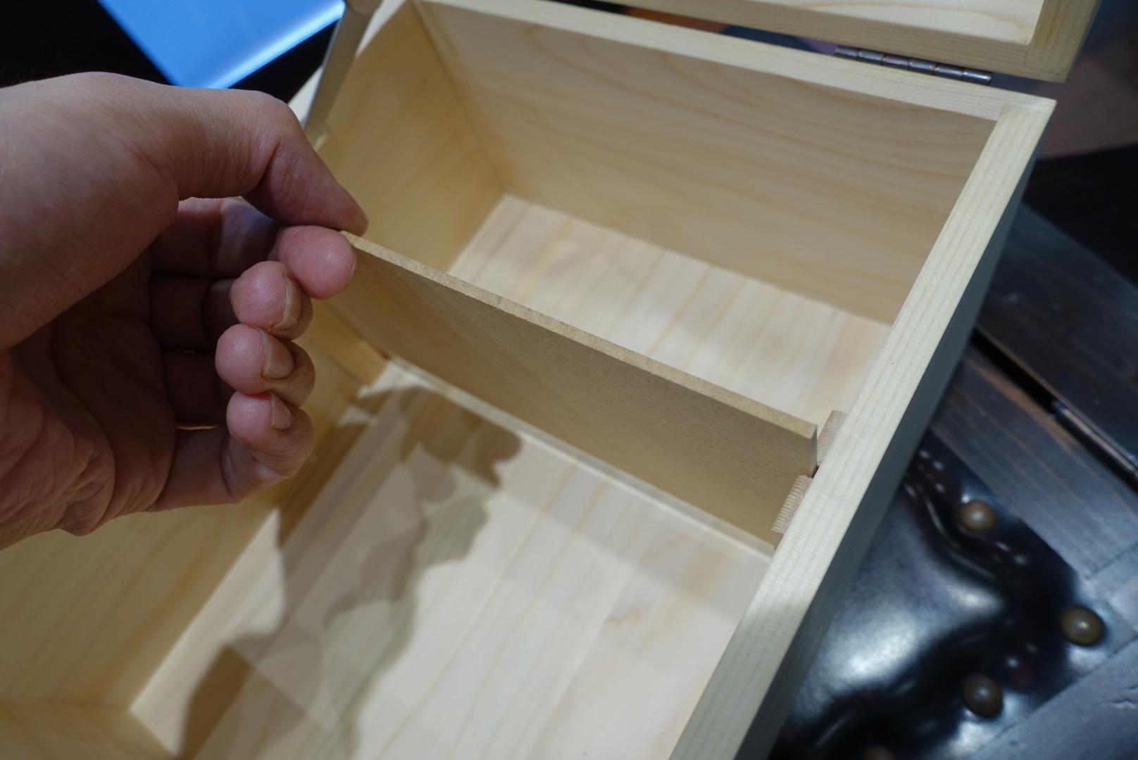 【信州・木曽の檜を使用したシューケアボックスをパターンオーダー】_b0226322_19453778.jpg