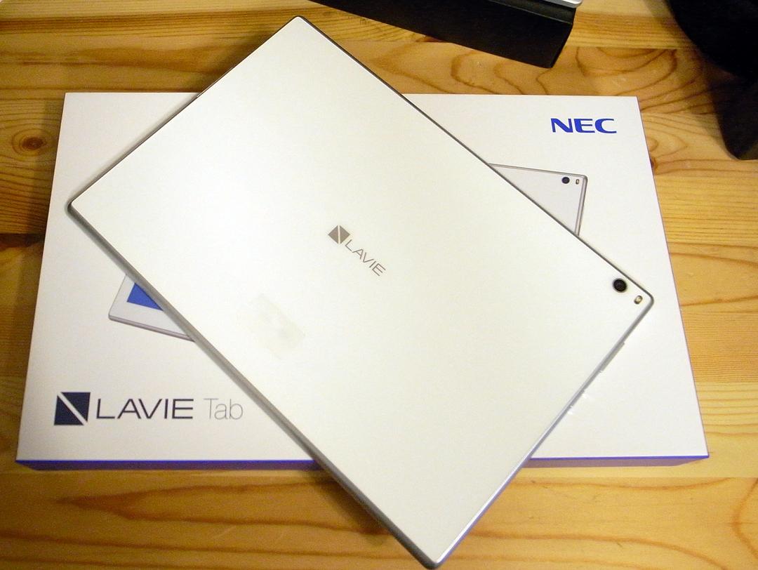 VAIO PhoneA&NEC LAVIE Tab 使用感レポート_c0223825_02554174.jpg