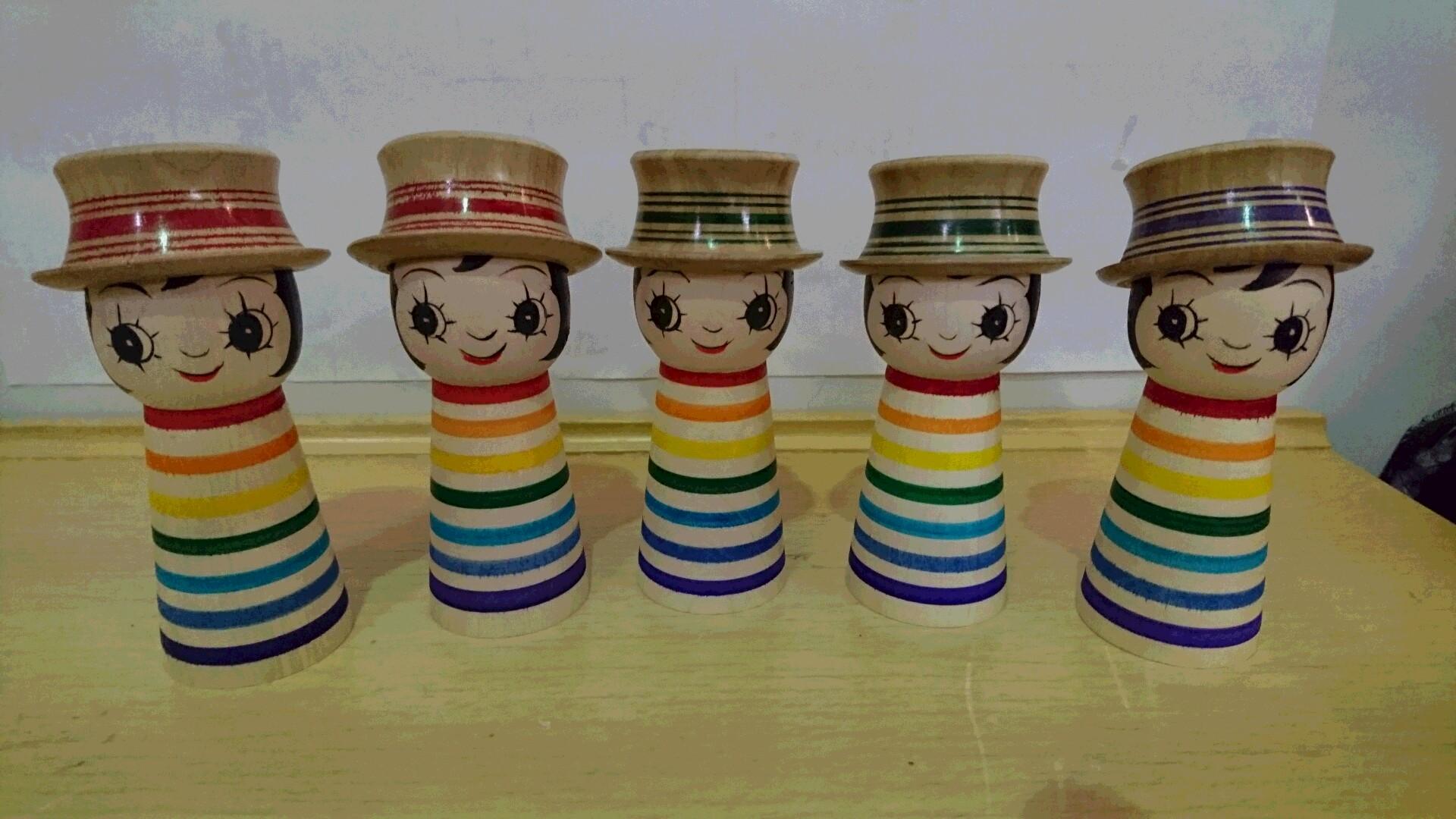 こけし収穫祭!秋の拡大通販ブログ1 ~新作こけし/その壱~_e0318040_1251069.jpg