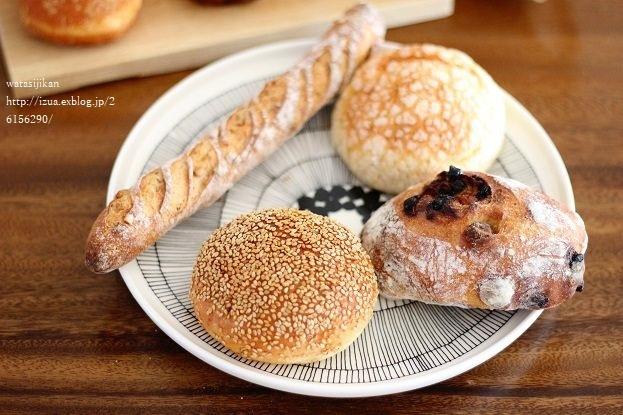 おやつとパン、色々_e0214646_22235941.jpg