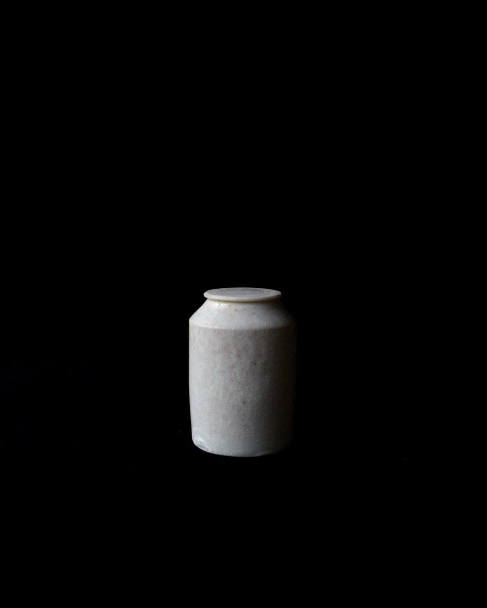 「田淵太郎展 幽玄白磁」茶道具_d0087761_16581772.jpg