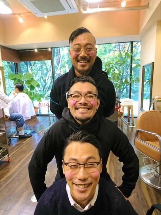 3兄弟トーテンポール!!(笑)_a0272765_17074704.jpg