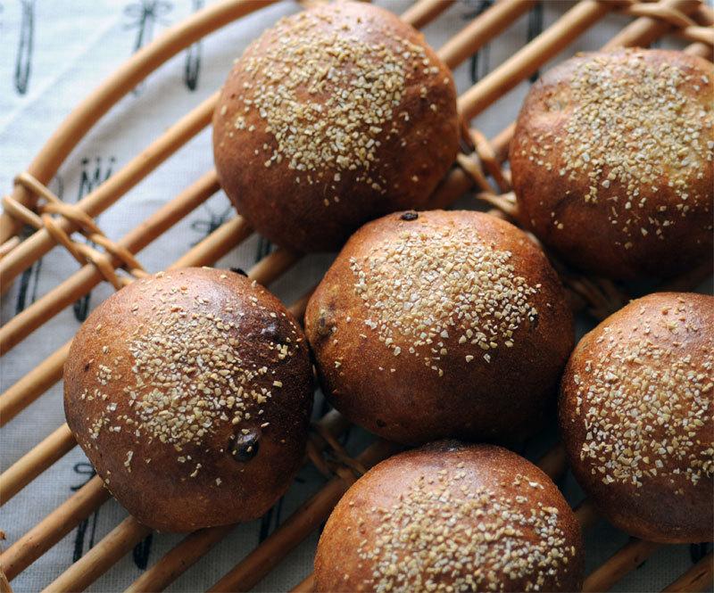 カレンズふすまパン (低糖質パン)_c0196673_15204436.jpg