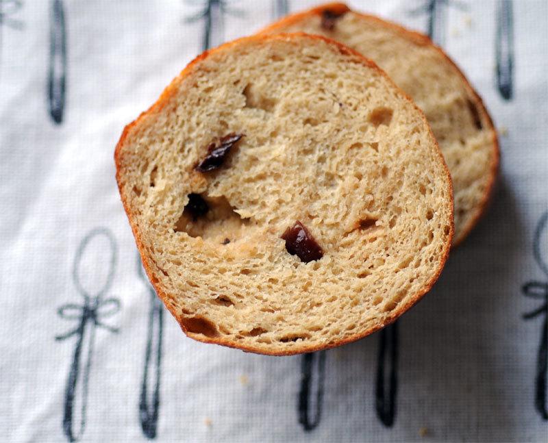 カレンズふすまパン (低糖質パン)_c0196673_15205102.jpg