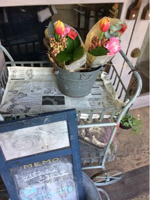 お花とグリーンと…♪_d0058876_12401534.jpg