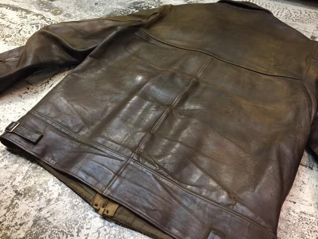 11月8日(水)大阪店ヴィンテージ入荷!!#1 Hunting&Work編Part1!!LeatherHuntingJkt&GoodVintage!!_c0078587_18574913.jpg