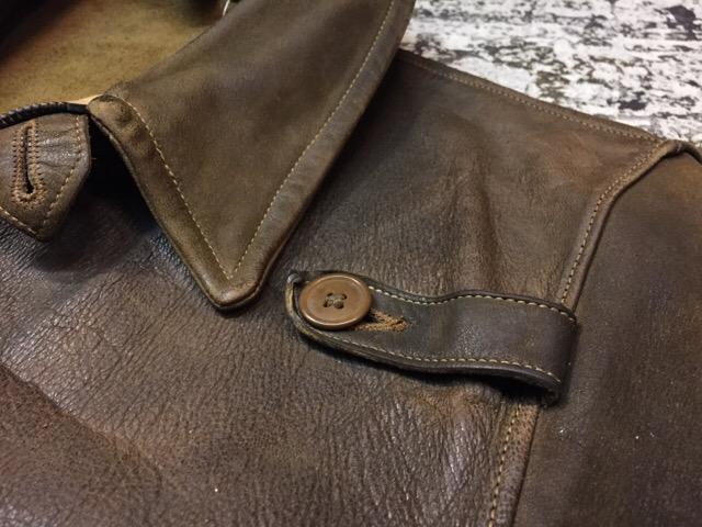 11月8日(水)大阪店ヴィンテージ入荷!!#1 Hunting&Work編Part1!!LeatherHuntingJkt&GoodVintage!!_c0078587_18584148.jpg
