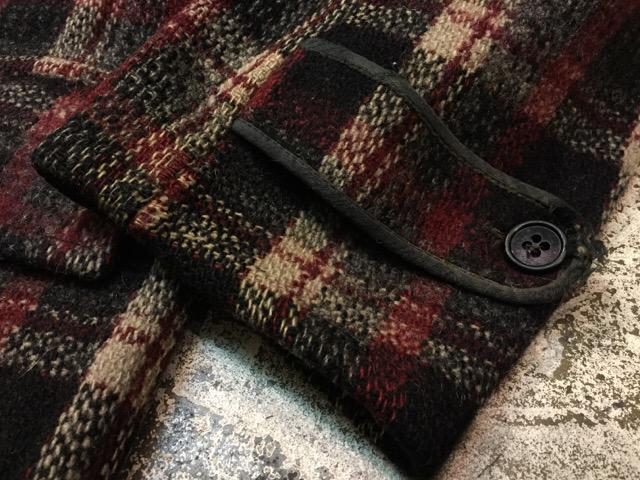 11月8日(水)大阪店ヴィンテージ入荷!!#1 Hunting&Work編Part1!!LeatherHuntingJkt&GoodVintage!!_c0078587_21183054.jpg