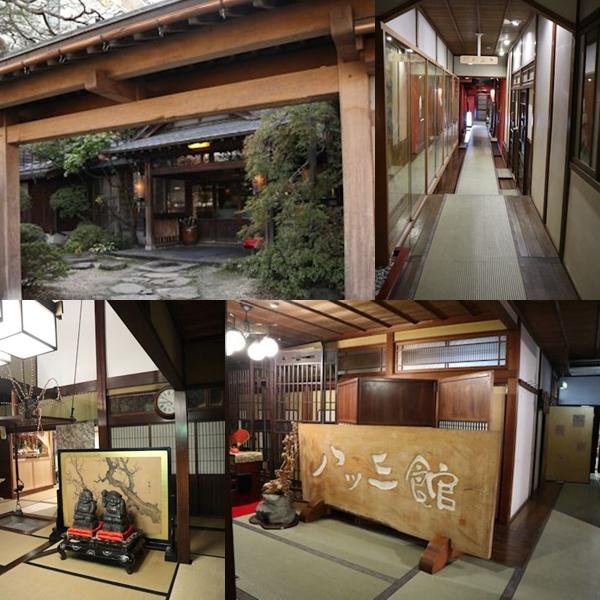 凄い料亭旅館と古川さんぽ♪_c0090198_18114898.jpg